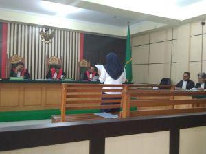 Ferry Nursanti Sebut Dirinya Dikriminalisasi