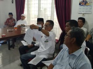 Tim TKD Jokowi Amin, Desak Bwaslu Proses Caleg Yang Dilaporkan