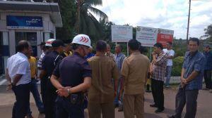 Breaking News !!! Tuntut Pembangunan Jalan, Warga Barjubang Gruduk Pertamina