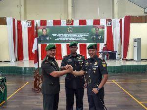 Letkol Inf Widi Rahman Resmi Jabat Dandim 0415 Batanghari
