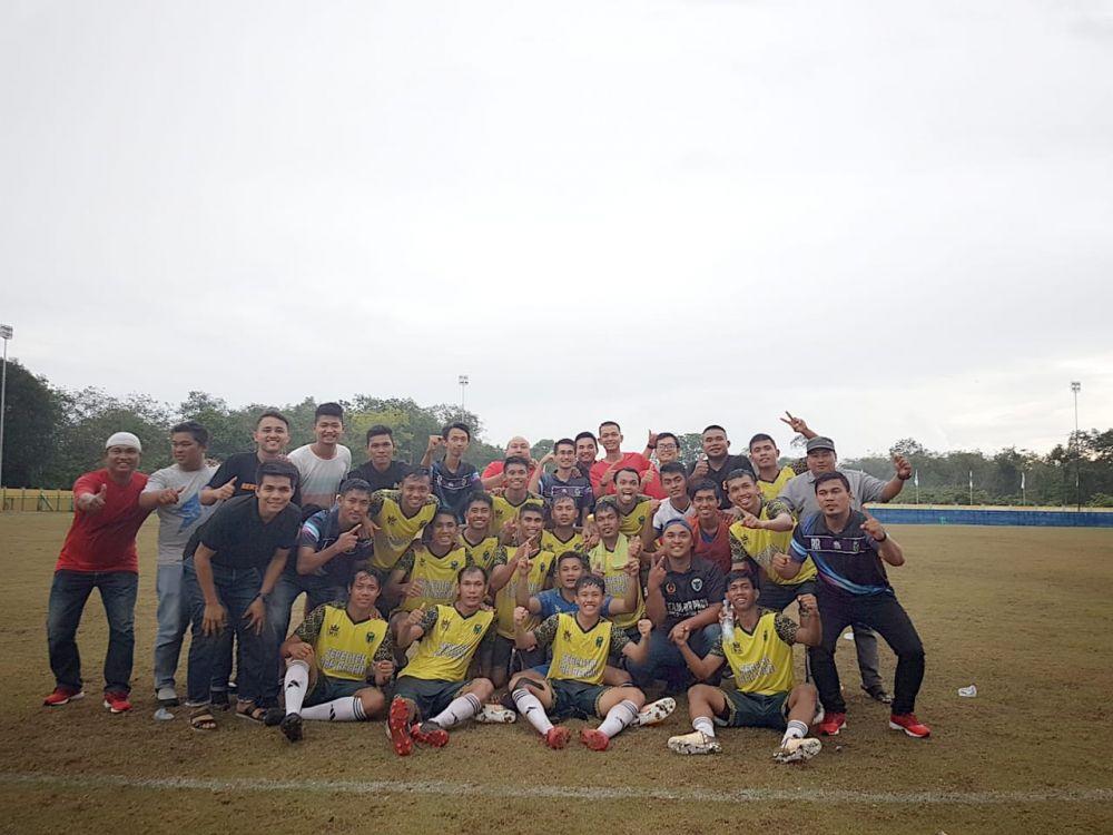 Gilas Kerinci 2-0, Kabupaten Batanghari Melaju Semifinal Gubernur Cup 2019