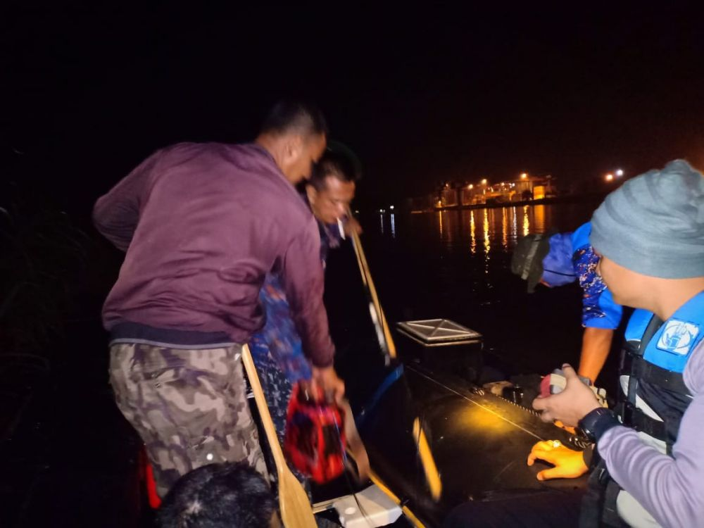 Setrum Ikan Disungai, Warga Jaluko Diamankan