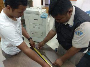 BKPIM Jambi dan AVSEC Cargo Bandara STS Jambi Sita 4 Anak Buaya Tanpa Dokumen