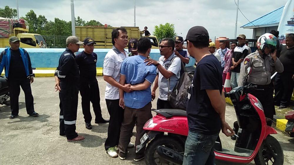 Wouuww....4 Kilo Sabu Masuk Tungkal, Tiga Kurir Ditangkap Tim Gabungan Polri-TNI