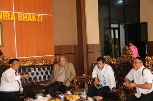 Wujudkan SDM Promoter, Polda Jambi Lalukan Penandatanganan Pakta Integritas Dikbangun TA 2019