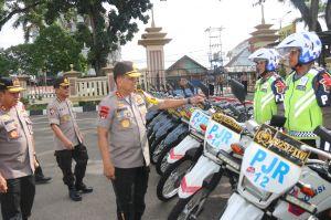 Puslitbang Polri Lakukan Penelian Tingkat Kepercayaan Masyarakat di Polda Jambi