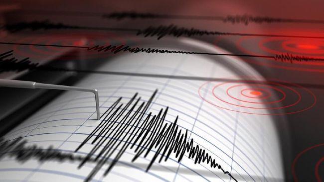Gempa Bermagnitudo 6,2 Terjadi di Lautan Sumba Barat