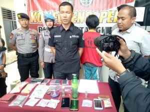 Polisi Gerebek Dua Bandar Sabu Dalam Kontrakan, MB: Rencana Nikah Duo Minggu Lagi