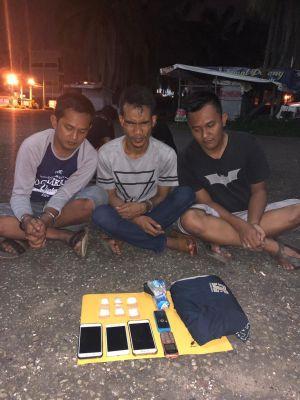 Breaking News !!! Terlibat Narkoba, Oknum Sipir Lapas Klas II Jambi Ditangkap