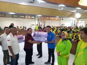 Atlet Batanghari Berprestasi Porprov Jambi XXII Dapat Bantuan Rp2,2 Miliar