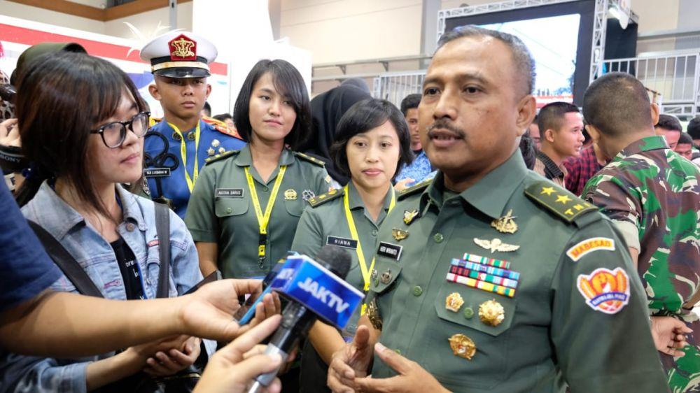 TNI  AD Akan Rekrut 15 Ribuan Pemuda Pemudi Terbaik Bangsa