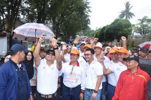 Tekan Angka Kecelakaan Di Generasi Milenial, Polda Jambi Gelar Melenial Road Safety Festifal