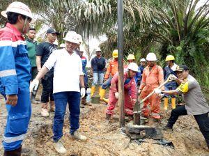 Timdu dan Polisi Tak Maksimal Atasi Illegal Drilling