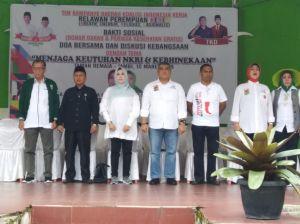 Deklarasi Relawan Perempuan KEREN Se - Provinsi Jambi Siap Menangkan Jokowi Amin