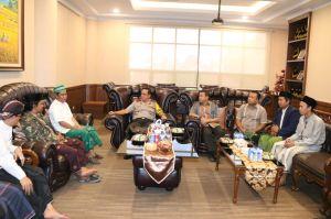 Forum Ponpes Provinsi Jambi Dukung Langkah Kapolda Jaga Kondusifitas Jelang Pemilu 2019