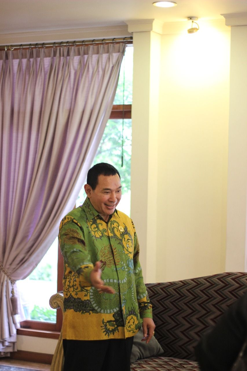 Tommy Soeharto: Kita Harus Jadi Tuan di Negeri Sendiri