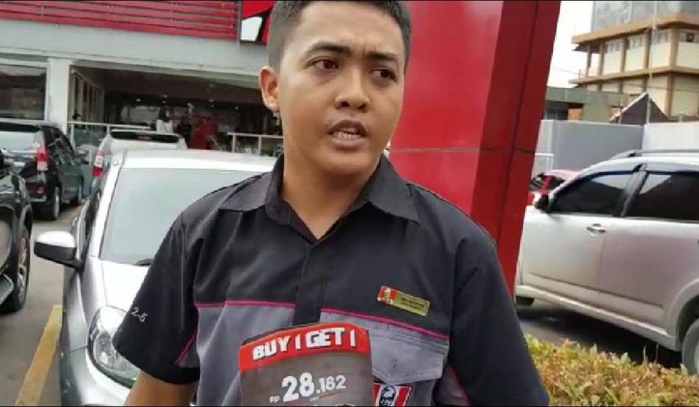 Konsumen Kecewa  Promo Beli Super Besar 1 Free Super Mantap Tak Jelas, KFC angkat bicara