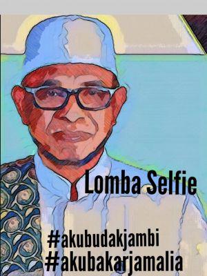 Ajak Milenial Muda Promosikan Daerah, ABJ Gelar Lomba Selfie Aku Budak Jambi (ABJ)