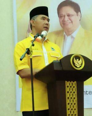Golkar Jambi Pasang Target Kursi Ketua DPRD