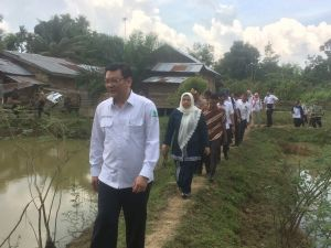 BRG RI Luncurkan Desa Peduli Gambut