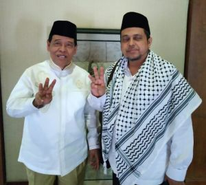 Murady Bantu Renovasi Masjid Nurul Hidayah, Pelita Jaya, Tanjung Pauh, Muarojambi
