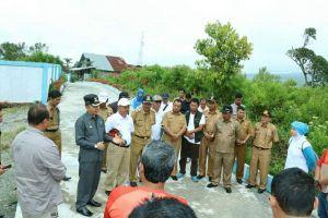 Cek Rute Tour de Singkarak, Bupati Kerinci Dampingi Tim Survei TdS