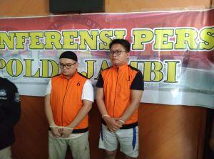 Rugikan Negara Rp3,4 M, Dua PNS BPMD&PTT Provinsi Jambi Tersangka Kredit Fiktif
