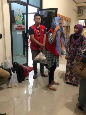 Dilimpah, Tiga Orang Tersangka KSM Bank Mandiri di Jebloskan Ke Lapas