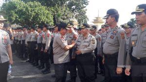 Lakukan Pengamanan di TPS, Polda Jambi Terjunkan 1.329 Personel