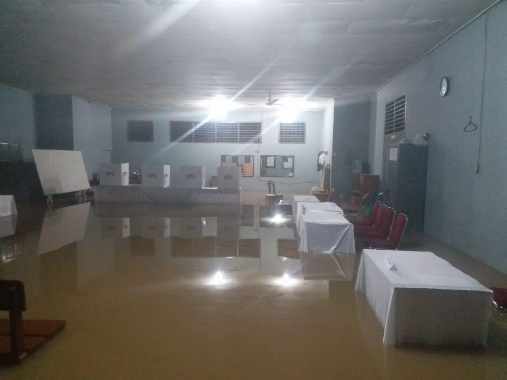 Banjir di Lapas, Sejumlah Napi Dievakuasi ke Blok Lain