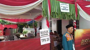 TPS 29 Payo Selincah Mulai Coblosan Susulan