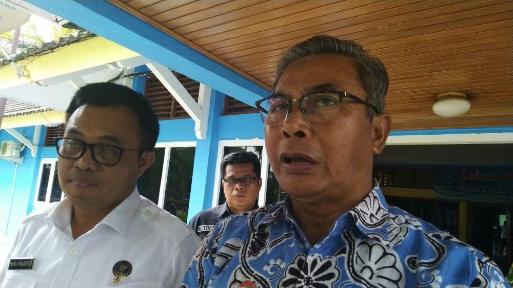 Sipir Jadi Kurir Sabu, Kakanwil: Evaluasi Kalapas Tungkal