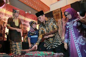 Batik Jambi Jadi Ikon Gelar Batik Nusantara 2019