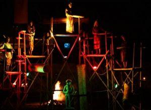 Semarakan Ramadhan, Teater Tonggak Gelar