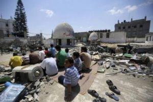 Ramadhan di Gaza Palestina Antara Konflik dan Rawan Pangan