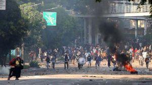 Pedagang Asal Jambi di Tanah Abang Meninggal,  Diduga Kena Peluru Nyasar Kerusuhan 22 Mei