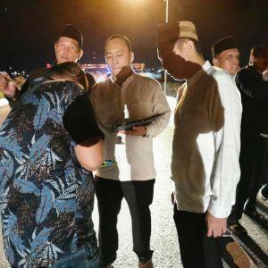 Hadapi Lebaran, Ketua DPRD Fikar Azami Pantau Lampu Jalan Di Sungai Penuh