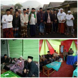Peduli Terhadap Warganya, Bupati Adirozal Berbuka, Sahur dan Tidur Di Rumah Warga