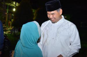 Wali Kota Fasha Rayakan Idul Fitri Bersama Masyarakat Kota Jambi