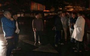 Sambut Malam Takbiran, Ketua DPRD Fikar Azami Kembali Pantau PJU Di Wilayah Sungai Penuh