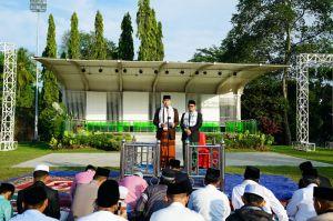 Rayakan Idul Fitri, Pemkot Jambi Gelar Festival Takbir Keliling, Shalat Ied dan Open House