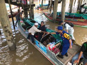Dirpolairud : Tanpa Jaket Pelampung, Speed Boat  Dilarang Beroperasi