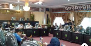 DPRD Sungaipenuh Terima Kunker DPRD Bengkulu Tengah