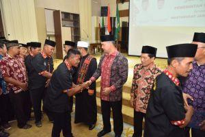 Fasha Ajak Masyarakat Jawa Bersama Bangun Jambi