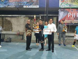 Aston Jambi Juara PHRI Futsal League