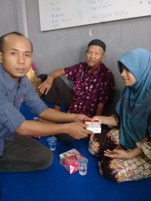 Rayakan HUT Ke-74 RI, Penyandang Disabilitas  Muaro Jambi Gelar Lomba dan Terima Bantuan