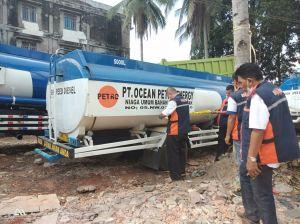 Proses Hukum Gudang Minyak PT Ocean Petro Energi Dipertanyakan