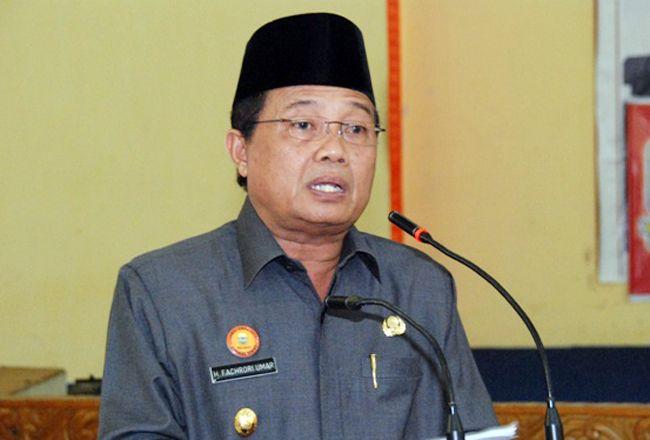 Curhatan Gubernur Dinilai Miring,  Fachrori Diminta Ungkap  Oknum yang Menjahili  Pemilihan Cawagub
