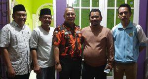 Sekjend MPN PP, Arif Rahman Kunjungi PW GP Ansor Jambi