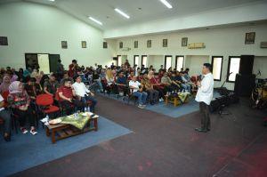 Fasha Nara Sumber Jambi Future Talks di Jakarta